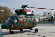 0618 - Poland - Air Force PZL W-3 Sokół aircraft