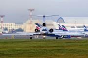 RA-85661 - Aeroflot Tupolev Tu-154M aircraft
