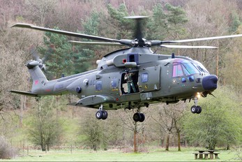ZJ994 - Royal Air Force Agusta Westland AW 101 411 Merlin HC.3