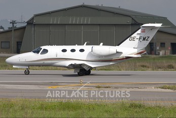 OE-FMZ - Private Cessna 510 Citation Mustang