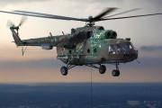 83 - Russia - Air Force Mil Mi-8MT aircraft