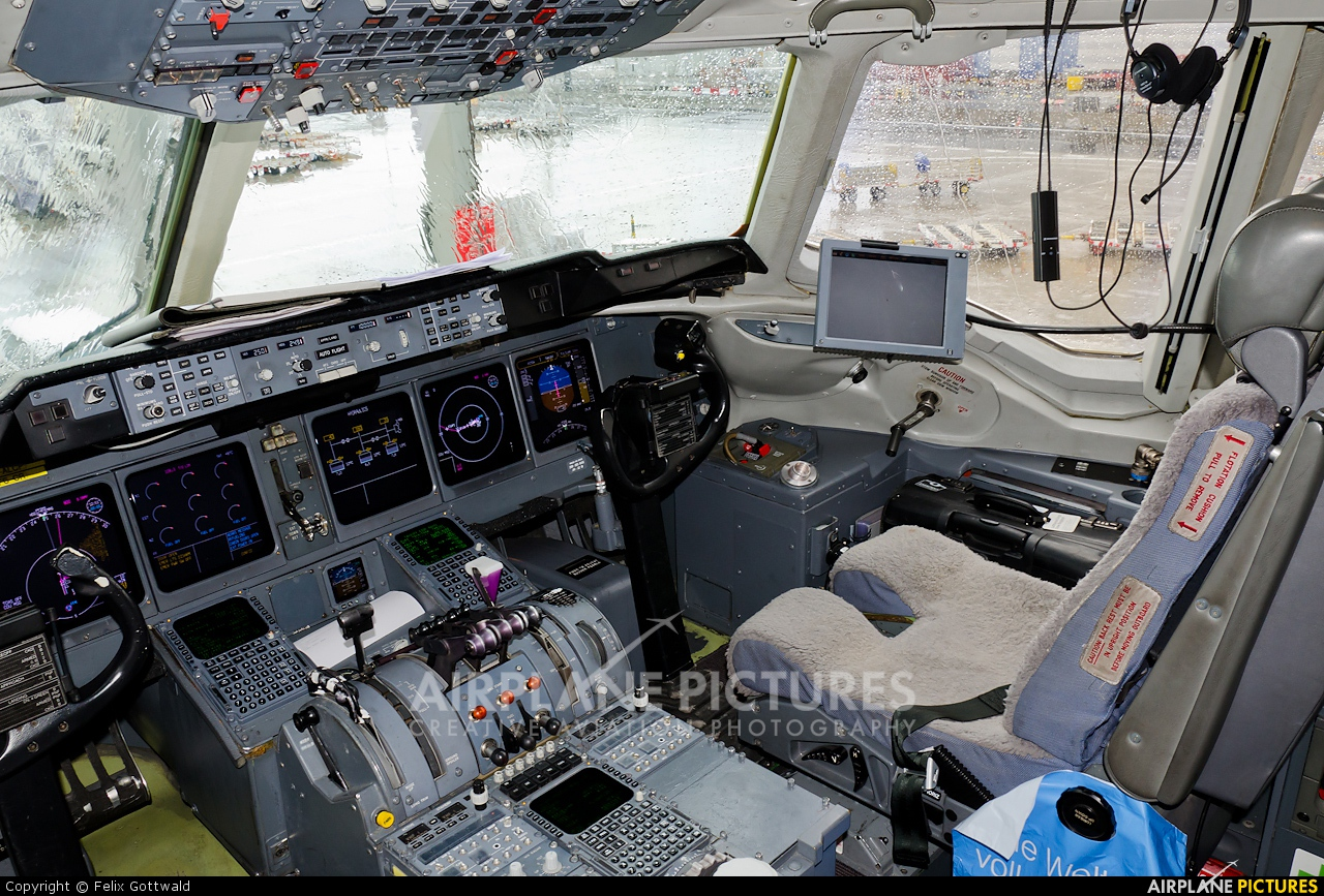 Lufthansa Cargo D-ALCP aircraft at Frankfurt