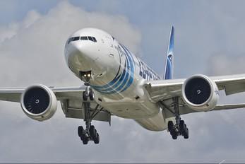 SU-GDM - Egyptair Boeing 777-300ER