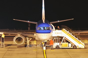 PH-EZV - KLM Cityhopper Embraer ERJ-190 (190-100)