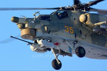 35 - Russia - Air Force Mil Mi-28