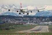 HB-JME - Swiss Airbus A340-300 aircraft