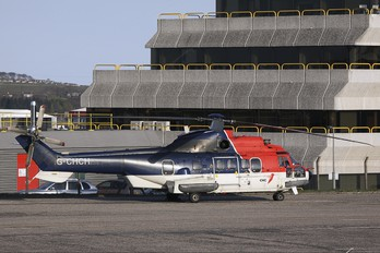 G-CHCH - CHC Scotia Aerospatiale AS332 Super Puma L (and later models)