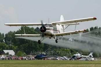 YR-PMW - Aero Getic Antonov An-2