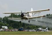 YR-PMW - Aero Getic Antonov An-2 aircraft