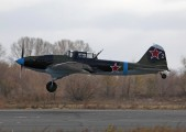 2 - Private Ilyushin Il-2 Sturmovik aircraft