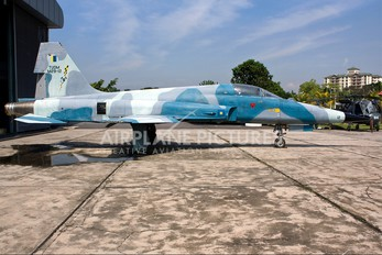 M29-12 - Malaysia - Air Force Northrop F-5E Tiger II