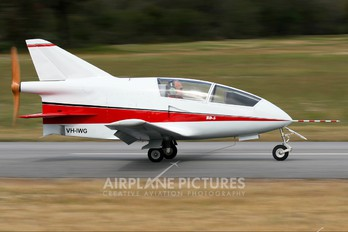 VH-IWG - Private Bede BD-5