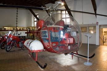 I-VFEN - Italy - Vigili del Fuoco Agusta / Agusta-Bell AB 47