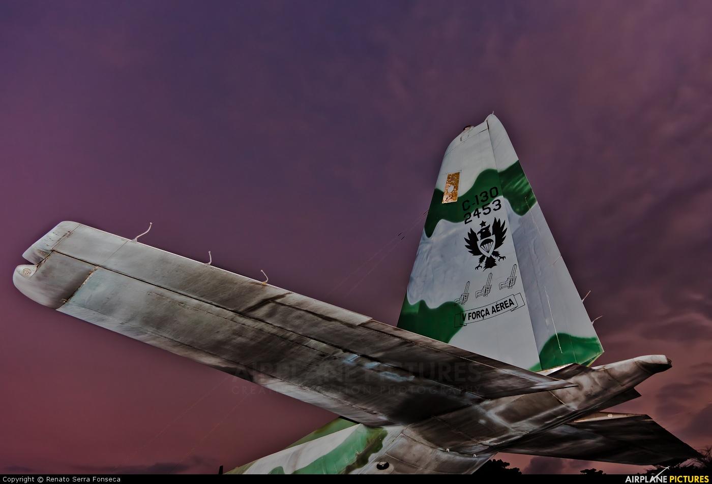 Brazil - Air Force 2453 aircraft at Campo Délio Jardim de Matos - Afonsos AFB