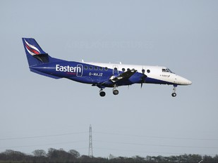 G-MAJZ - Eastern Airways Scottish Aviation Jetstream 41