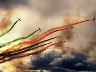 "MM54517 - Italy - Air Force ""Frecce Tricolori"" Aermacchi MB-339-A/PAN"