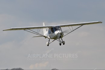 G-CDWI - Private Ikarus (Comco) C42