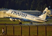 OH-LKI - Finnair Embraer ERJ-190 (190-100) aircraft