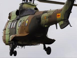 HU.21-17 - Spain - Army Aerospatiale AS332 Super Puma