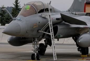 323 - France - Air Force Dassault Rafale B