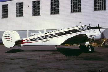 CF-WGP - Millardair Canada Beechcraft 18 Twin Beech S series