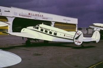 CF-WDV - Millardair Canada Beechcraft 18 Twin Beech S series