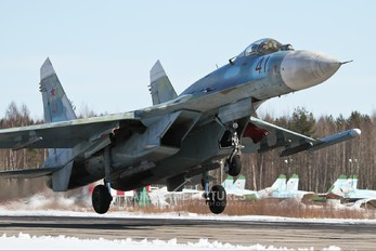 41 - Russia - Air Force Sukhoi Su-27