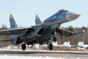 41 - Russia - Air Force Sukhoi Su-27 aircraft