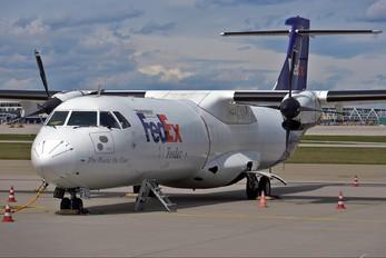 EI-FXG - FedEx Feeder ATR 72 (all models)