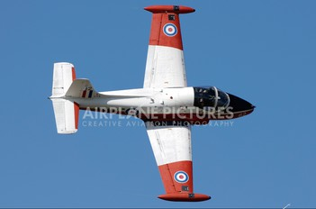 N326GV - Private BAC Jet Provost T.5A