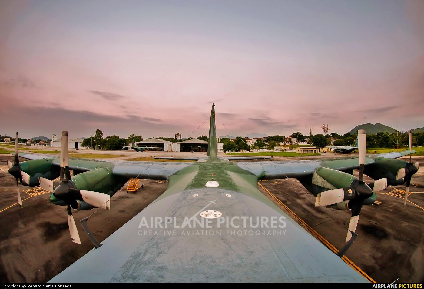 Brazil - Air Force 2459 aircraft at Campo Délio Jardim de Matos - Afonsos AFB
