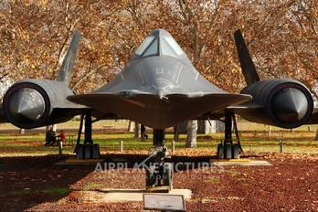 61-7960 - USA - Air Force Lockheed SR-71A Blackbird