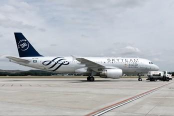 HZ-ASF - Saudi Arabian Airlines Airbus A320