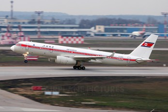 P-663 - Air Koryo Tupolev Tu-204