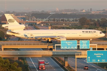N271WA - World Airways McDonnell Douglas MD-11