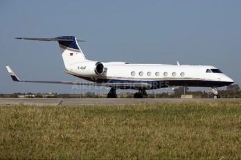 D-ASAF - DC Aviation Gulfstream Aerospace G-V, G-V-SP, G500, G550