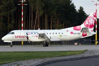 UR-CGR - Sprint Air SAAB 340