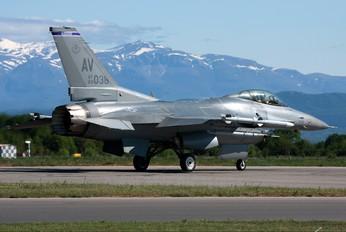 89-2038 - USA - Air Force Lockheed Martin F-16C Fighting Falcon