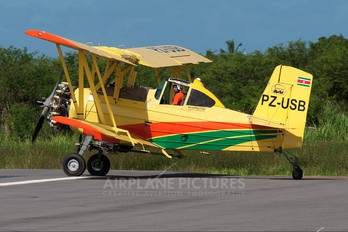 PZ-USB - Private Grumman G-164 Ag-Cat