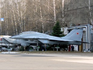 29 - Russia - Air Force Mikoyan-Gurevich MiG-29UB