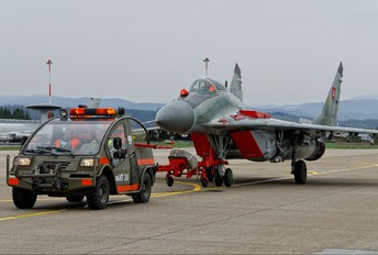6526 - Slovakia -  Air Force Mikoyan-Gurevich MiG-29AS