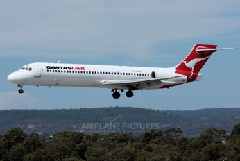 VH-NXM - QantasLink Boeing 717