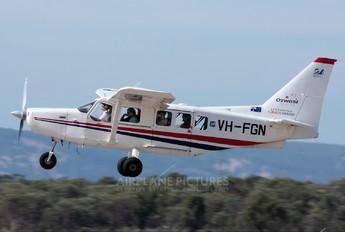 VH-FGN - Private Gippsland GA-8 Airvan