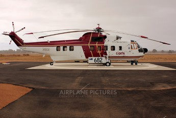 C-GHTN - Helicopter Transport Services Sikorsky S-61N
