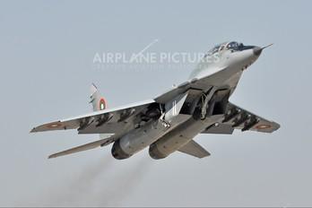 11 - Bulgaria - Air Force Mikoyan-Gurevich MiG-29UB