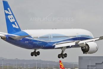 N787BX - Boeing Company Boeing 787-8 Dreamliner