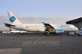 N642VA - Jazeera Airways Airbus A320