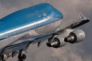 PH-BFE - KLM Boeing 747-400 aircraft
