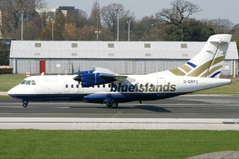 G-DRFC - Blue Islands ATR 42 (all models)