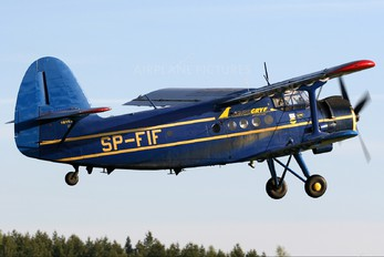 SP-FIF - Private Antonov An-2
